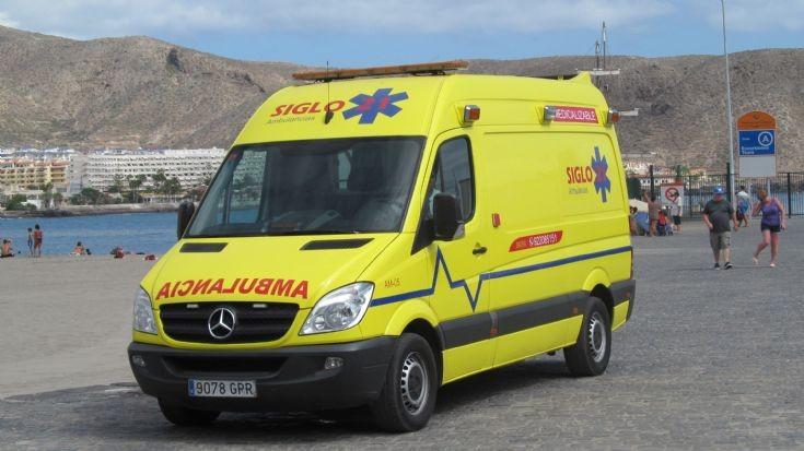 Siglo 21 Ambulancia