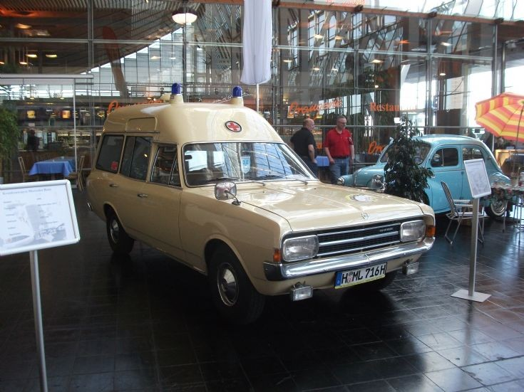 Hannover Opel