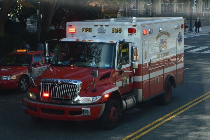 DCFD EMS number 6