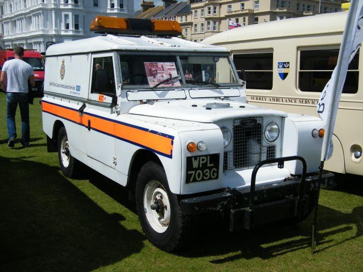 Secam Workshops Land Rover
