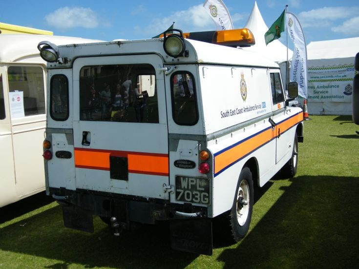 Secam Workshops Land Rover