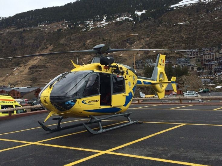 MEDICAL & RESCUE HELICOPTER ANDORRA