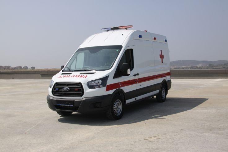 Emergency Ambulance