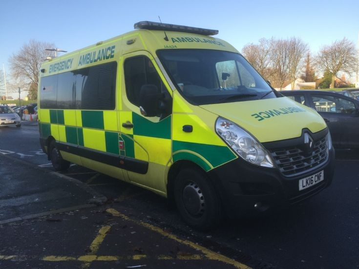 JIGSAW MEDICAL SERVICES  LK16CNF