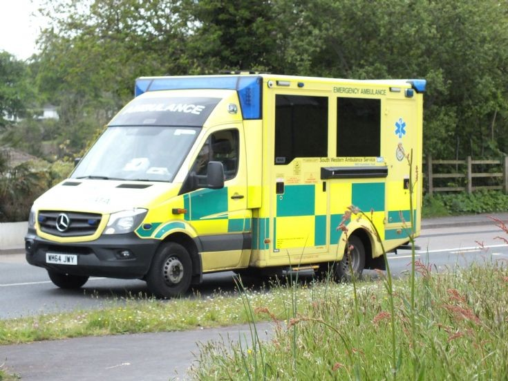 South Western Ambulancw Service