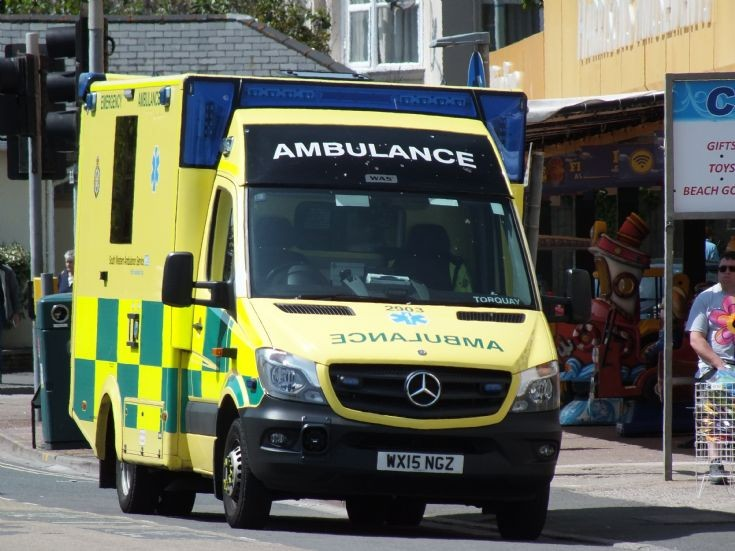 South Western Ambulance Service