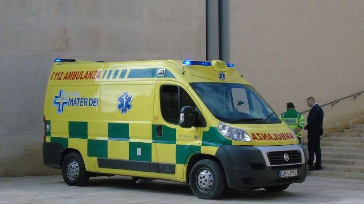 Mater Dei ambulance
