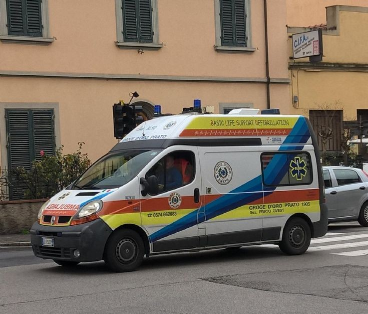 Ambulance Prato Archivioalmo