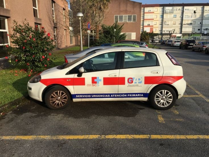 Primary care team car SUAP Cantabria