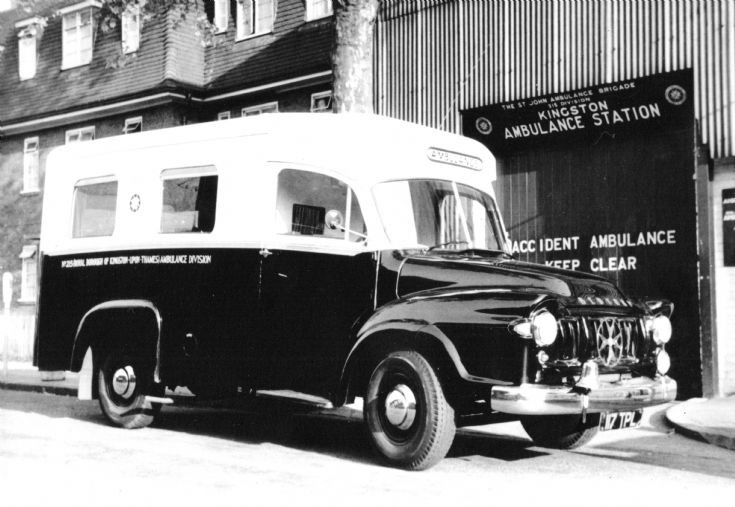 St John Kingston Bedford Ambulance