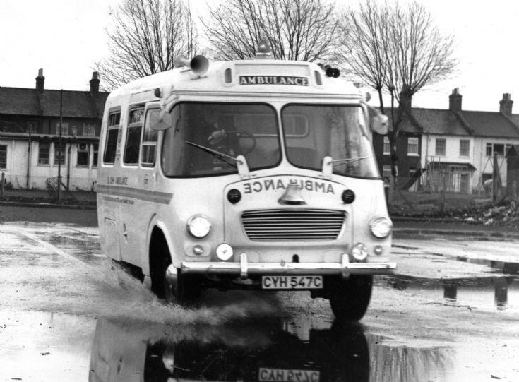 Wandsworth Ambulance