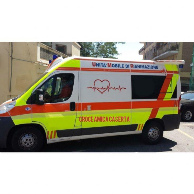 Ambulanza Croce Amica Caserta