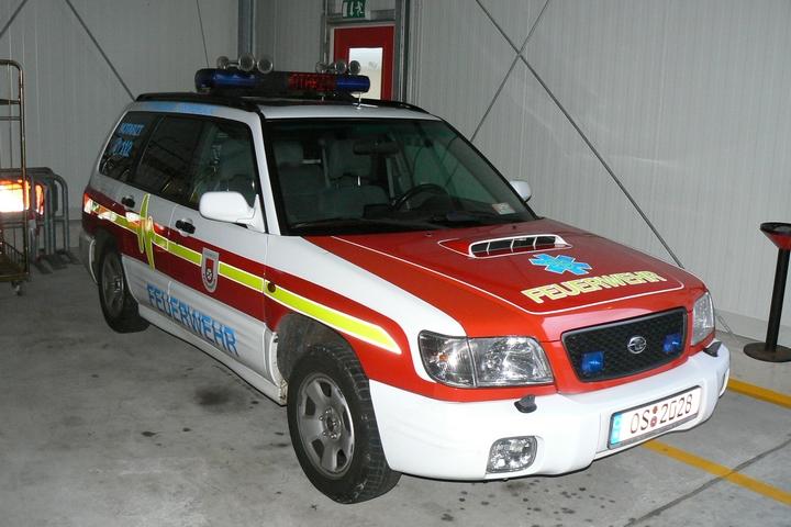 Subaru Forester Emergency Doctor Osnabruck