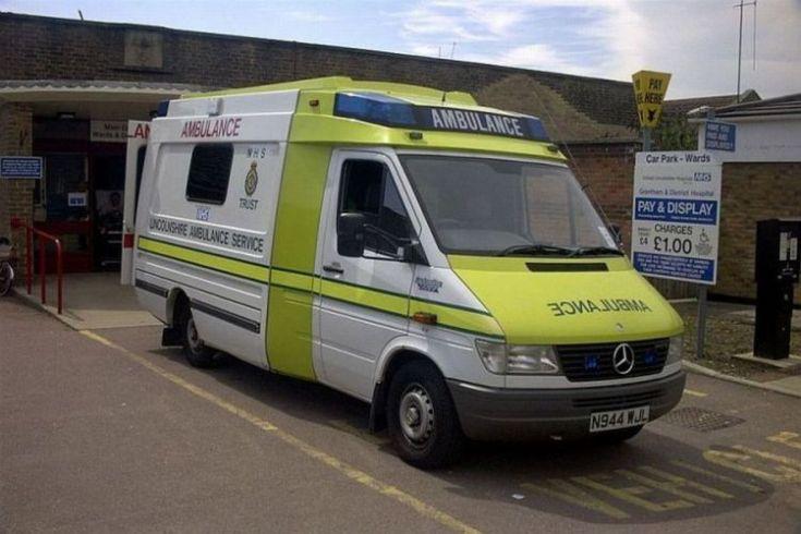 Mercedes-Benz of Lincolnshire Ambulance Service