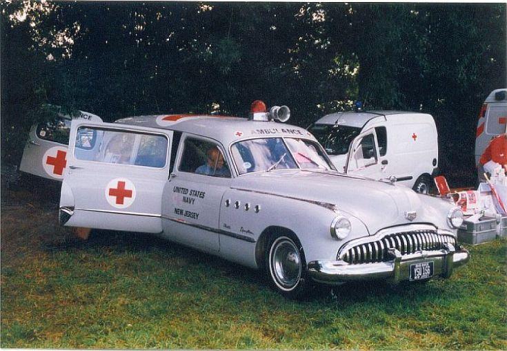Buck Dynaflow Ambulance Chippenham