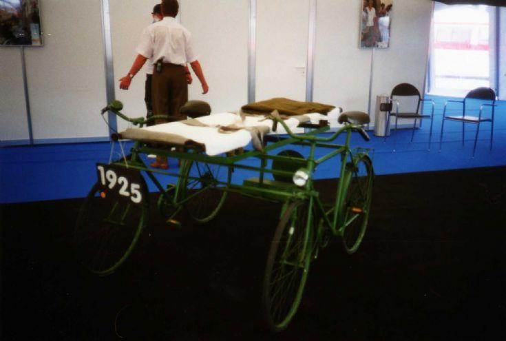 Bike ambulance ASB Kassel